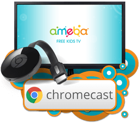 Chromecast included